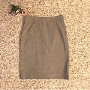 Banana Republic Stretch Pencil Skirt